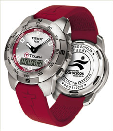 Zegarek Tissot T-Touch Asian Games